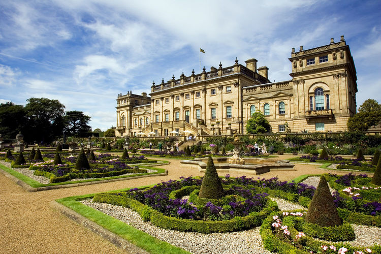 Harewood House National Trust Credit